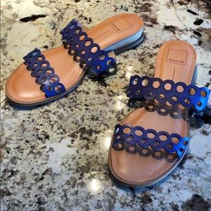 Dolce Vita Sz 9 Purple Strap Sandals *Worn Once*